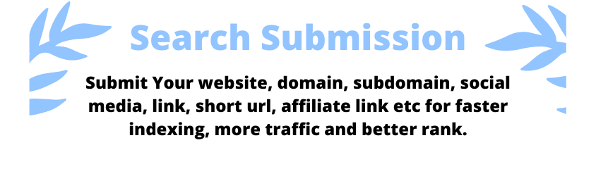 Search Ping Submission