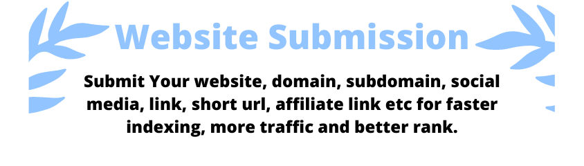 FREE Website Submission